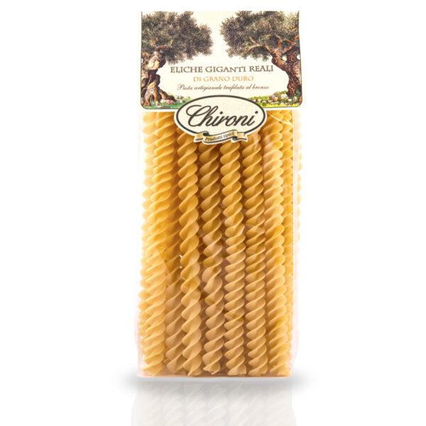 eliche giganti reali grano duro 500 g chironi prodotti tipici salento acquista on line prezzo