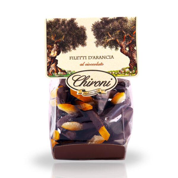 filetti di arancia caramellate cioccolato fondente chironi prodotti tipici salento acquistare on line prezzo ligue di suocera