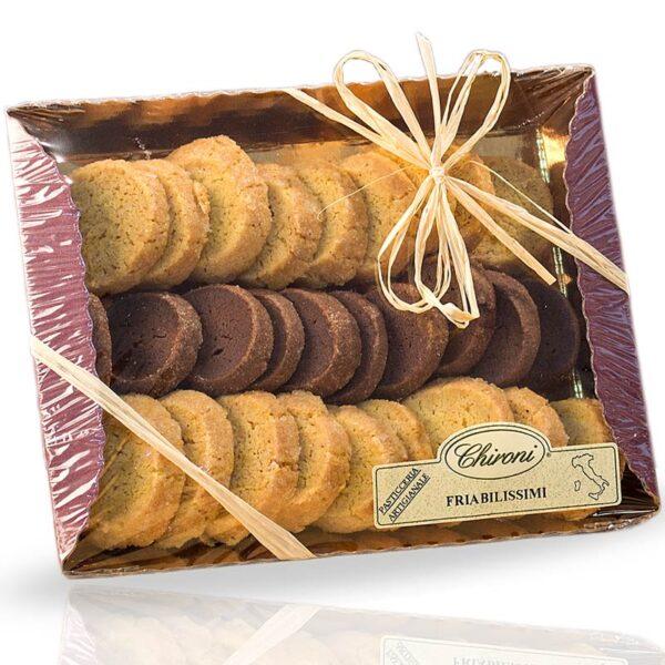 Friabilissimi 200 g chironi prodotti tipici salento acquistare on line prezzo biscotti al burro anche con cacao