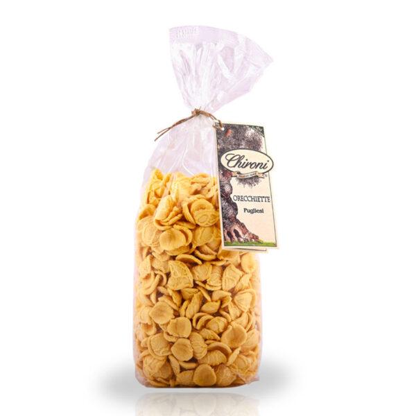 Orecchiette classiche di semola di grano duro, atmosfera modificata chironi prodotti tipici salento acquista on line prezzo