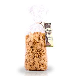 Pasta trafilata di grano integrale