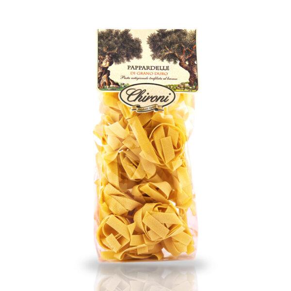 Pappardelle grano duro 500 g chironi prodotti tipici salento acquista on line prezzo