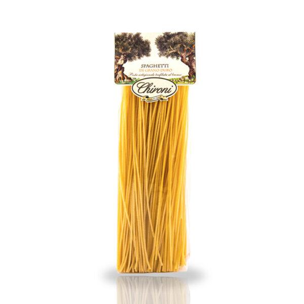 Spaghetti grano duro 500 g chironi prodotti tipici salento acquista on line prezzo