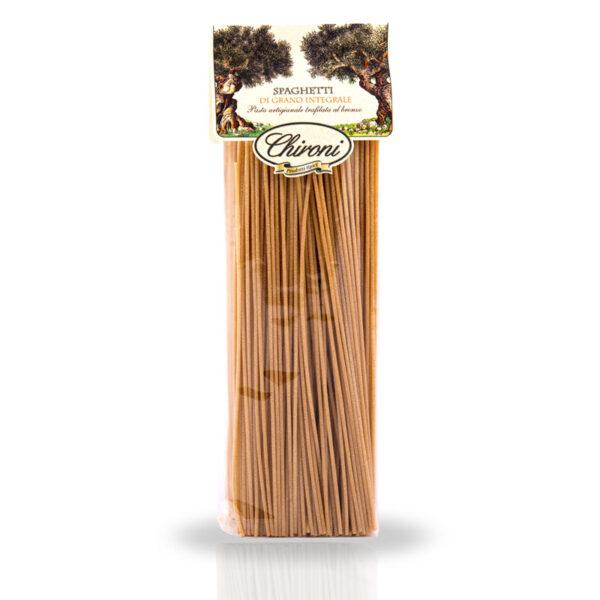 Spaghetti integrali grano duro integrale 500 g chironi prodotti tipici salento acquista on line prezzo