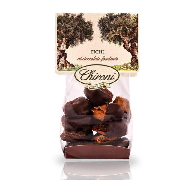 fichi secchi al cioccolato fondente chironi prodotti tipici salento acquistare on line prezzo tradizione frutta disidratata